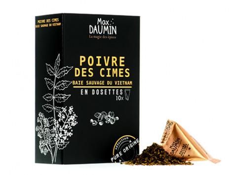 Epices Max Daumin - Poivre Des Cimes