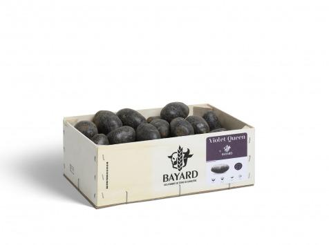 Maison Bayard - Pommes De Terre Violet Queen - 3kg