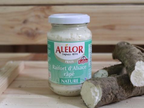 Domaine des Terres Rouges - Raifort d'Alsace râpé Nature 200 g