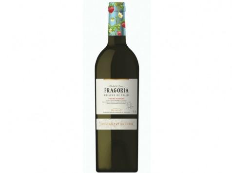 """Saveur d'Ornain - Vin de Fraise """"Revigny Cœur de Cuvée"""""""