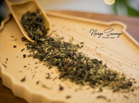 Nuage Sauvage - Thé Vert Cannelle Réveil À Saigon 100g