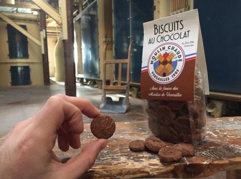 Moulins de Versailles - Biscuits Au Chocolat - 150g