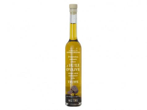 Domaine des Terres Rouges - Huile D'olive À La Truffe 10cl
