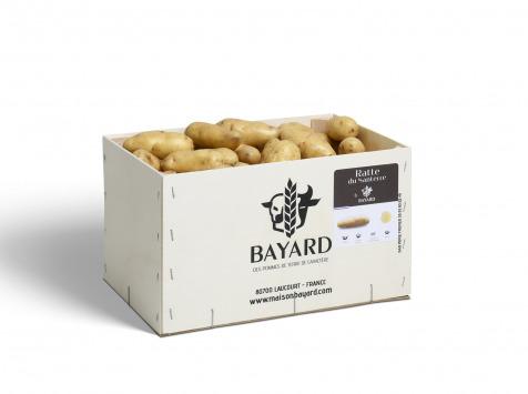 Maison Bayard - Pommes De Terre Ratte Du Santerre NOUVELLE RECOLTE - 5kg