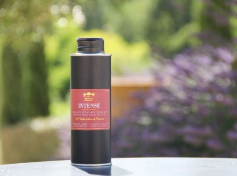 Moulin à huile Bastide du Laval - AOP Huile d'Olive de Provence Vierge Extra Fruité Vert Intense - 25cl Bidon