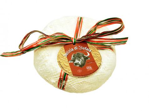 Fromagerie Seigneuret - Camembert De Bufflonne