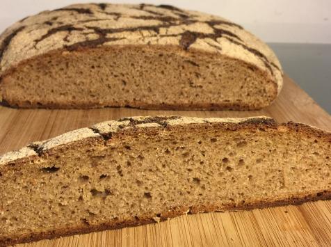 Depuis des Lustres - Comptoir Corse - Influence d'Ukraine - pur seigle - pain d'exception