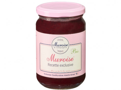 Muroise et Compagnie - Confiture de Muroise Bio - 350 gr