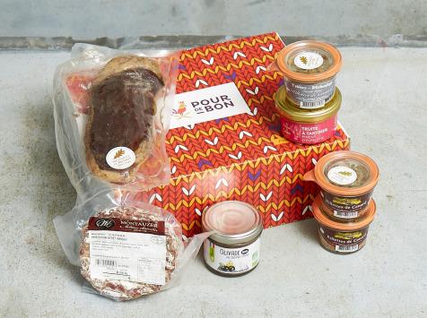 Pourdebon - Box Apéro du Sud-Ouest