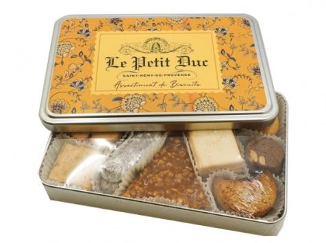 Le Petit Duc - Assortiment de Biscuits - Retrouvailles 210g