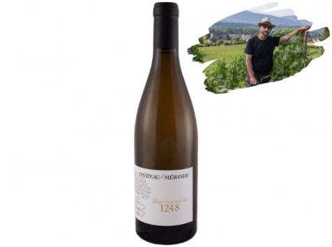 Réserve Privée - AOC Savoie Bio - Château de Mérande - Apremont 1248 Blanc 2018