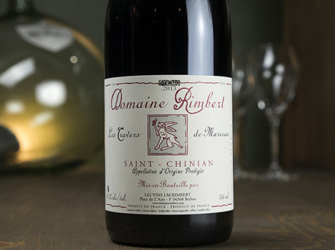 Dyvin - Domaine Rimbert - Les Travers De Marceau Rouge - Lot De 6 Bouteilles