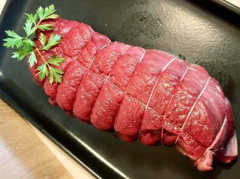La Ferme de l'Etang - Viande à Civet de Cerf - 1kg - 4/5pers