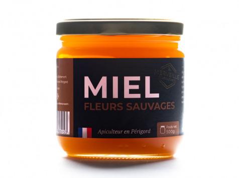 Merveille Apiculture - Miel Fleurs Sauvages Du Périgord