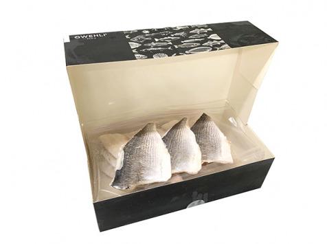Qwehli - Filets De Daurade Royale - 15 Filets Sur Peau Sans Arêtes