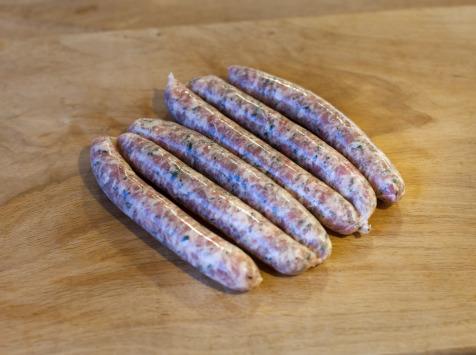 Ferme de Montchervet - Petites Saucisses aux Herbes X 4, 300g