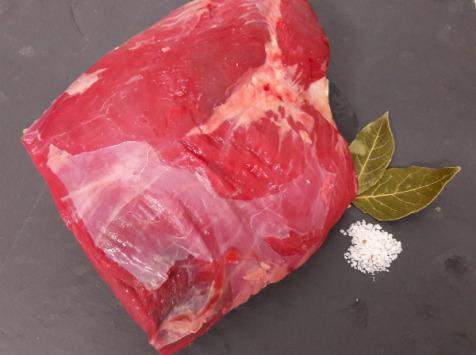La Toison d'Or - [Précommande] Macreuse de Bœuf Bio (viande à cuisiner, à mijoter) - Viande Hereford 100% Française - 1 Kg