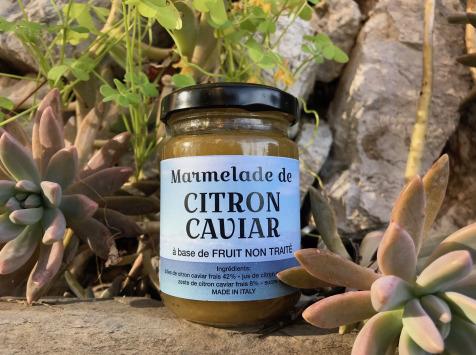 Le Jardin des Antipodes - Marmelade De Citron Caviar