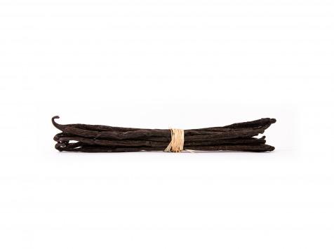 Epices Max Daumin - Vanille Bourbon Gourmet & Bio - 10 Gousses 18 Cm