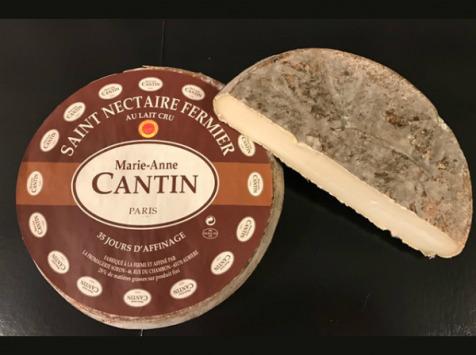 La Fromagerie Marie-Anne Cantin - Saint Nectaire Fermier Aop