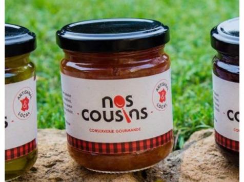 Nos cousins Conserverie - Ketchup Aux Fruits