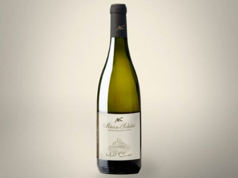 Michel Camusat - Macon Solutré AOC 2018 - Vin de Bourgogne - 6 bouteilles