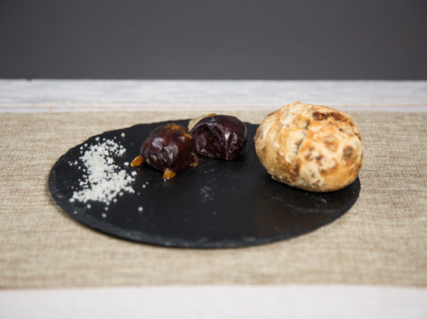 Ferme de Pleinefage - Pruneaux farcis au foie gras entier x5