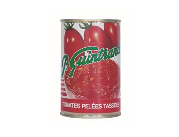 Conserves Guintrand - Tomates De Provence Pelées Tassées Boite 1/2