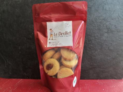 Pyrenées'cakes - Gâteaux à la broche BIO - Drollets Amandes