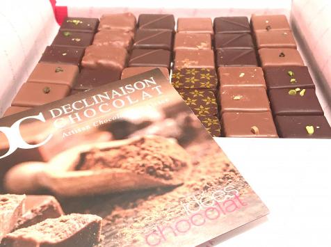 Déclinaison Chocolat - Coffret 36 Chocolats