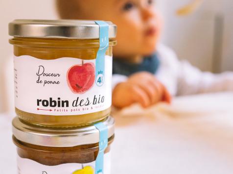 Robin des bio - Offre livraison offerte