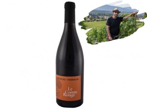 Réserve Privée - AOC Savoie Bio - Château de Mérande - Arbin le Compte Rouge 2016