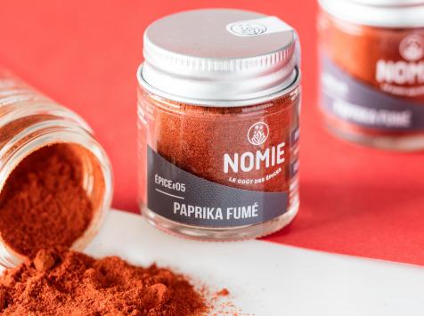 Nomie, le goût des épices - Paprika Fumé