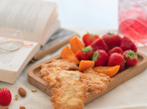Biscuiterie Maison Drans - Tuiles amandes