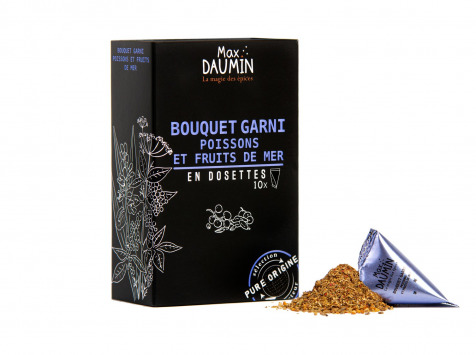 Epices Max Daumin - Bouquet Garni Poisson