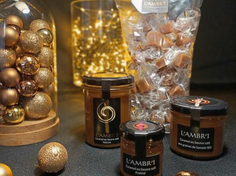 L'AMBR'1 Caramels et Gourmandises - Ensemble de Noël Breton