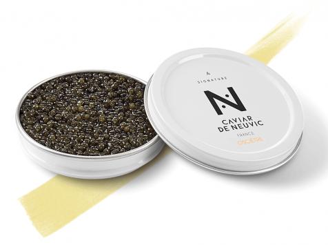 Caviar de Neuvic - Caviar Osciètre Signature France 30g