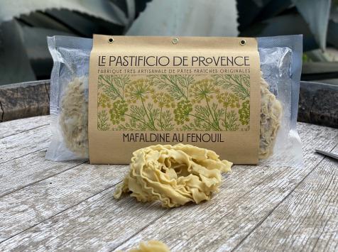 La Boite à Herbes - Mafaldines Fraîches Au Fenouil + Bulbes De Fenouil Et Céleri