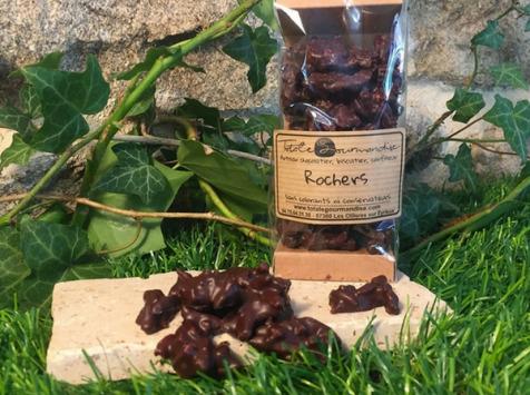 Totale Gourmandise - Rochers Noir