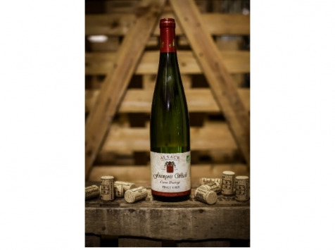 """Domaine François WECK et fils - Pinot Gris Cuvée """"Prestige"""" 2020 - 75 cl"""