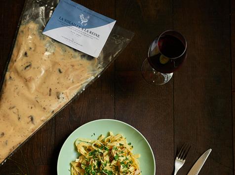La Cuisine des Belles Volailles - Chef Antoine Westermann - [SURGELE] Volaille à la Reine, 100% Label Rouge - 2 personnes