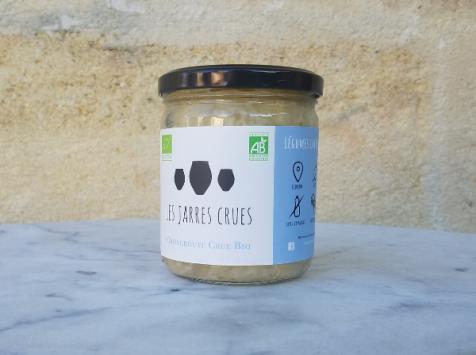 Les Jarres Crues - Choucroute Crue BIO Lacto-Fermentée - 400 g