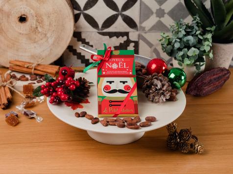 Le Petit Atelier - Tablette De Chocolat Au Lait Et Bonbons Bio