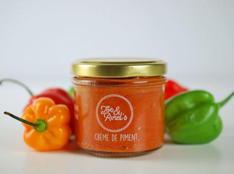 Joe & Avrels - Crème De Piment (***) Fort Et Fruité