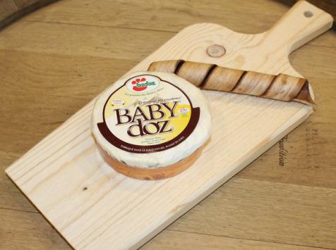 Constant Fromages & Sélections - Babydoz Au Lait Pasteurisé