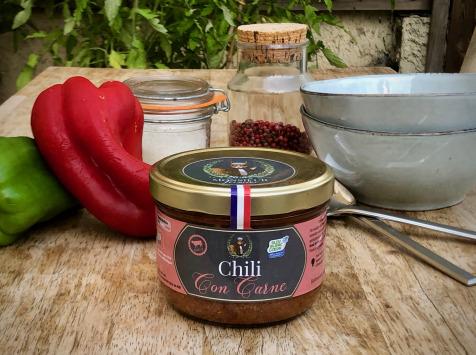Ferme Les Barres & Monsieur Fermier - Chili Con Carne 350g