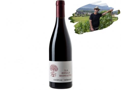 Réserve Privée - AOC Savoie Bio - Château de Mérande - Arbin la Belle Romaine Rouge 2018