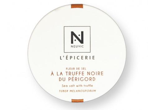 Caviar de Neuvic - Fleur De Sel À La Truffe Noire Du Périgord