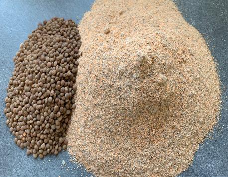 Comme des Gorets - Farine De Lentillons Bio - 10kg