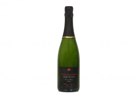 Domaine TUPINIER Philippe - 1 Bouteille Crémant De Bourgogne Blanc De Noirs